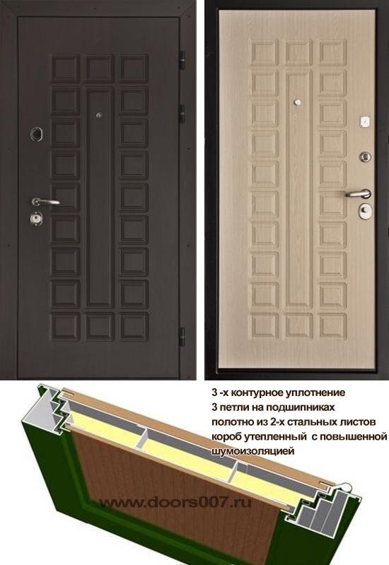 железные двери и их монтаж