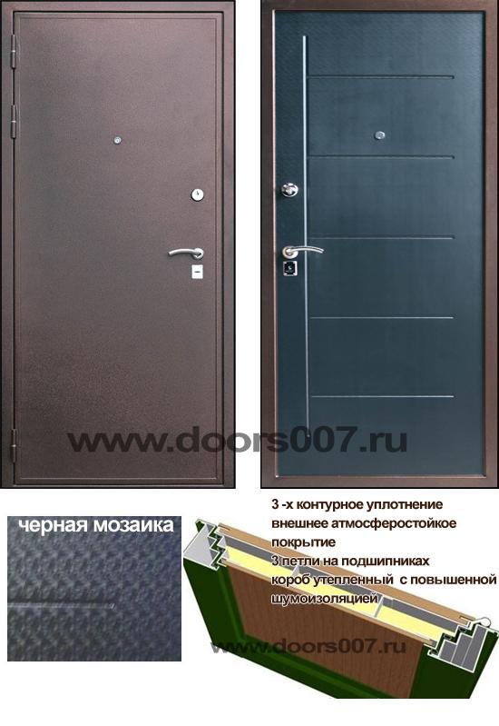 металлические двери от производителя пр