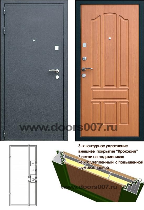 оптимальная цена металлической двери