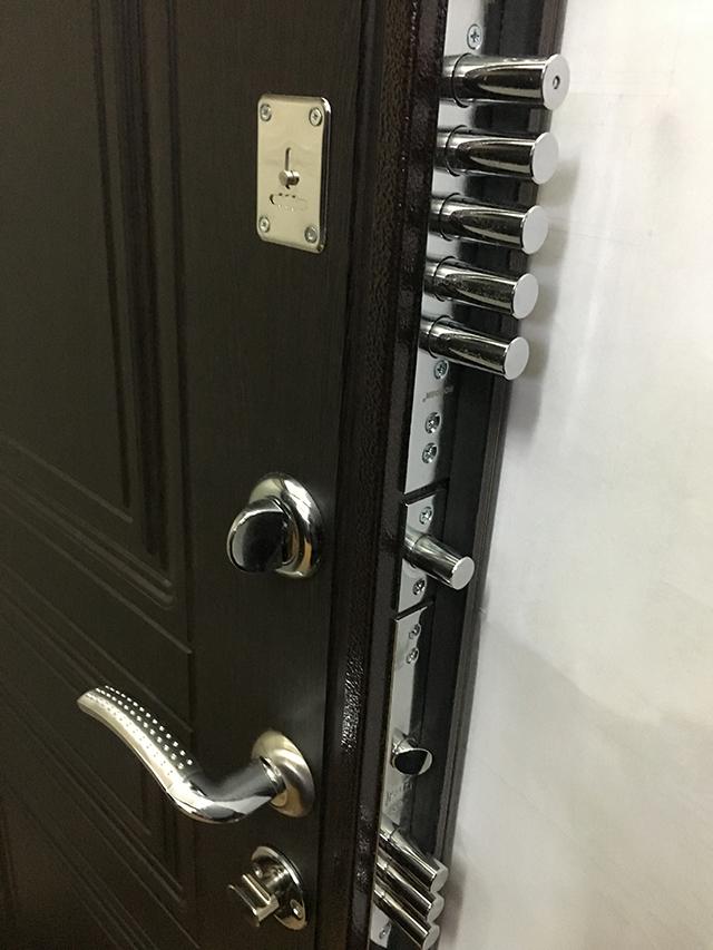 входная дверь в эл щитовую