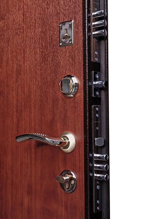 гарантия на входные металлические двери