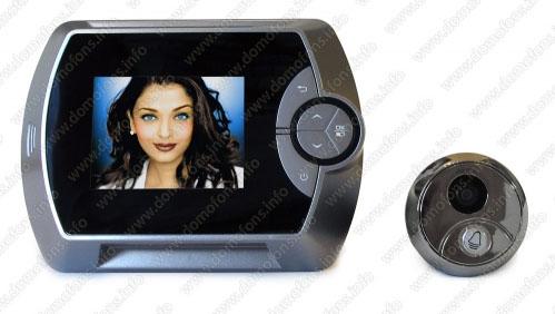Монитор для видеоглазка своими руками 17