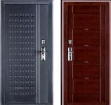 Стальная дверь Форпост С-228 (входная металлическая дверь)