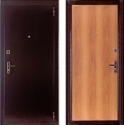 стальные двери стандарт 7