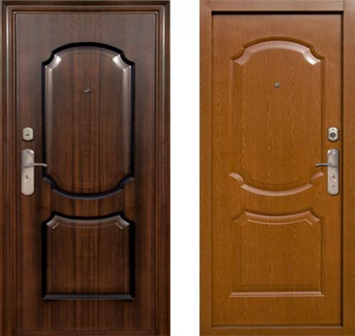 внутренние металлические двери на заказ