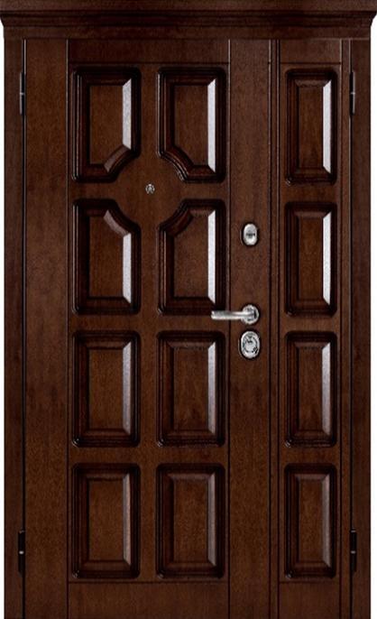 входные двери (стальные двери, металлические двери) DOORS007: дверь Белдорс Статус M801