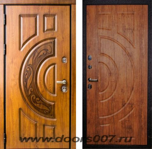 входные двери (стальные двери, металлические двери) DOORS007: дверь PRO-TEC Палермо