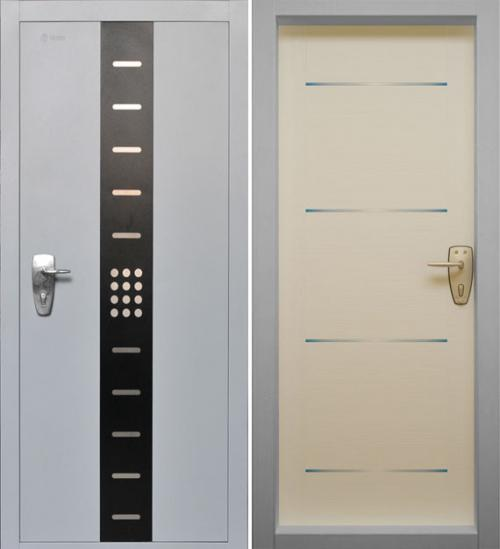 входные двери (стальные двери, металлические двери) DOORS007: дверь Pandoor Evolution