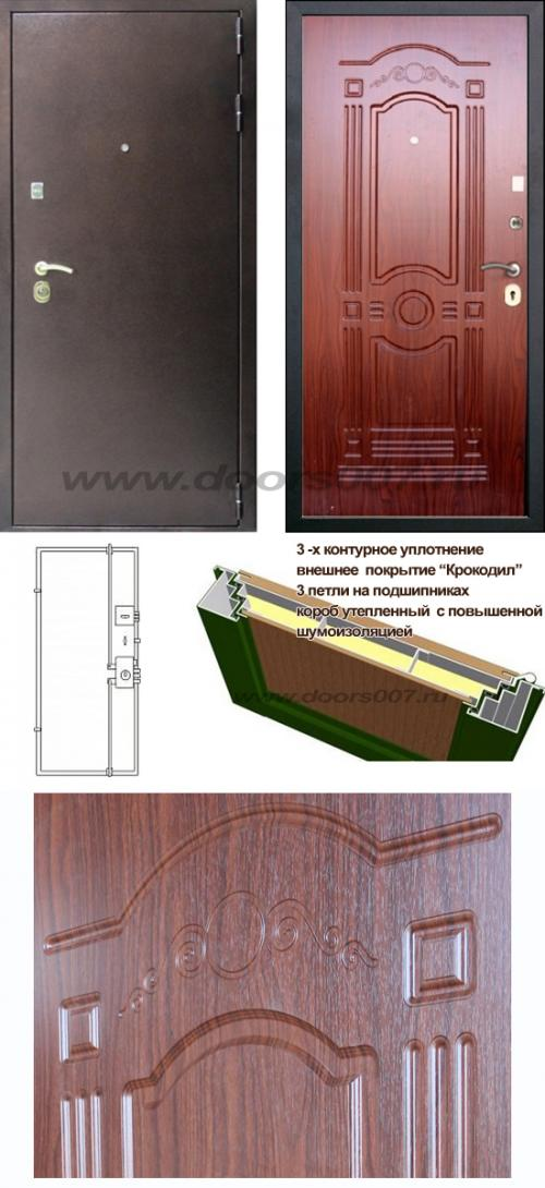 хорошие российские металлические двери