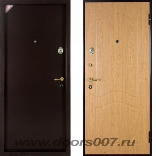 входные стальные двери с внутренним о
