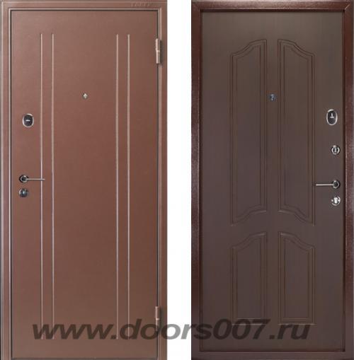 металлическая дверь в электрощитовую в серпухове
