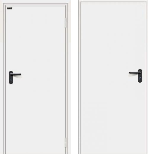 входные двери (стальные двери, металлические двери) DOORS007: дверь Противопожарные ДП-1 EI-60 Bravo