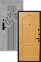 Стальная дверь Баяр 1 ФЛ-140