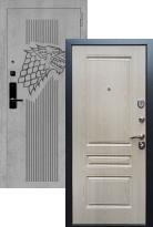 Стальная дверь Баяр 1 ФЛ-243