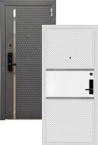 Стальная дверь Баяр 1 Дизайн 04 (входная металлическая дверь)