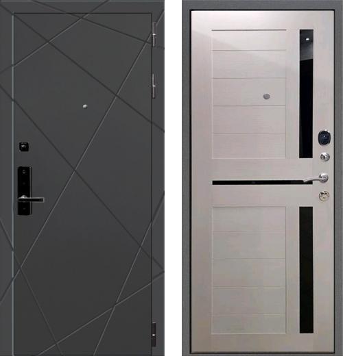 входные двери (стальные двери, металлические двери) DOORS007: дверь Баяр 1 СБ-18, Цвет