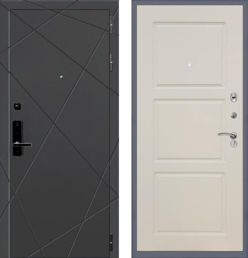 входные двери (стальные двери, металлические двери) DOORS007: дверь Баяр 1 ФЛ-3, Цвет