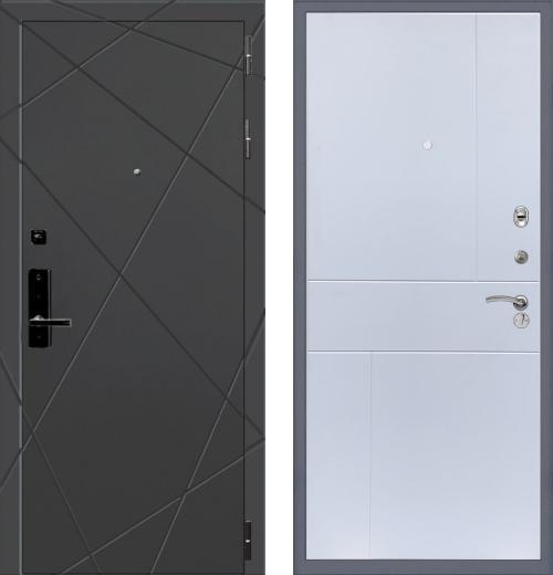 входные двери (стальные двери, металлические двери) DOORS007: дверь Баяр 1 ФЛ-290, Цвет