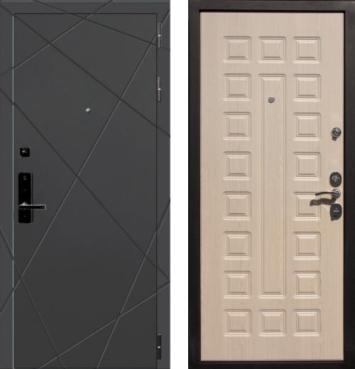 входные двери (стальные двери, металлические двери) DOORS007: дверь Баяр 1 ФЛ-183, Цвет