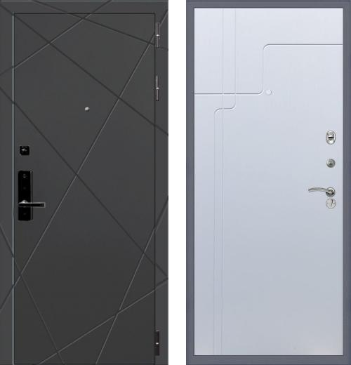 входные двери (стальные двери, металлические двери) DOORS007: дверь Баяр 1 ФЛ-246, Цвет