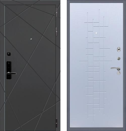 входные двери (стальные двери, металлические двери) DOORS007: дверь Баяр 1 ФЛ-289, Цвет