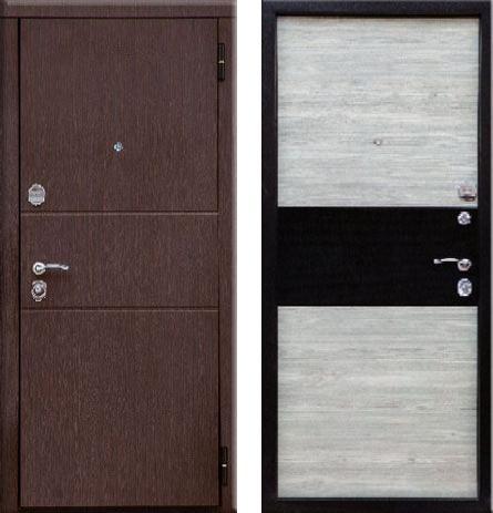 входные двери (стальные двери, металлические двери) DOORS007: дверь Белдорс Глянец