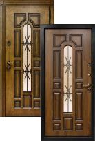 Стальная дверь Белдорс Лацио Термо (входная металлическая дверь)