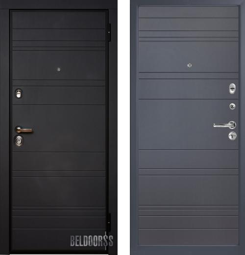 входные двери (стальные двери, металлические двери) DOORS007: дверь Белдорс Статус М700/7