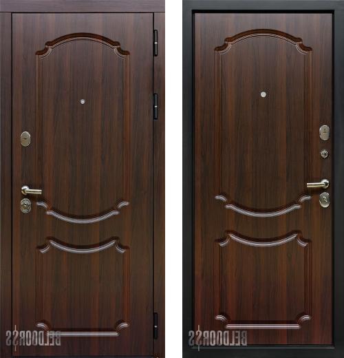входные двери (стальные двери, металлические двери) DOORS007: дверь Белдорс Триумф