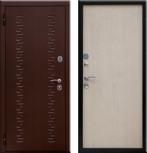 входные двери (стальные двери, металлические двери) DOORS007: дверь Белдорс Версаче