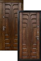 Входная дверь Белдорс Викинг Глухая Термо (стальная дверь, металлическая дверь)
