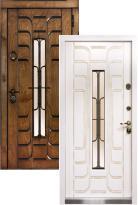 Стальная дверь Белдорс Викинг Термо (входная металлическая дверь)