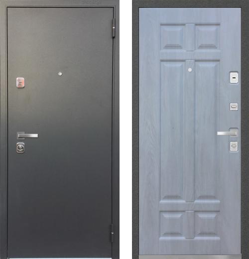 входные двери (стальные двери, металлические двери) DOORS007: дверь Бульдорс 44 Конструктор