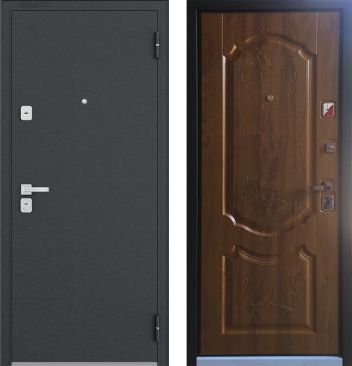 входные двери (стальные двери, металлические двери) DOORS007: дверь Бульдорс 44