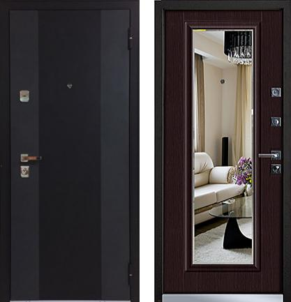 входные двери (стальные двери, металлические двери) DOORS007: дверь Бульдорс 44T