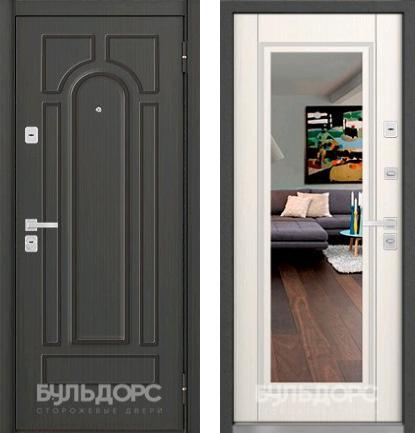 входные двери (стальные двери, металлические двери) DOORS007: дверь Бульдорс 45