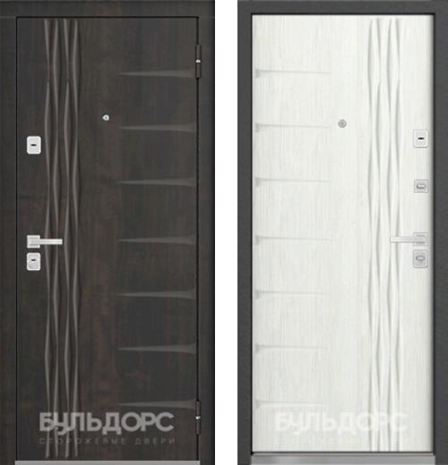 входные двери (стальные двери, металлические двери) DOORS007: дверь Бульдорс 45 N-11