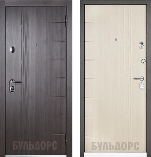входные двери (стальные двери, металлические двери) DOORS007: дверь Бульдорс 45 P-6
