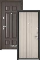 Входная дверь Бульдорс PREMIUM 90 Дуб шале серебро 9Р-115