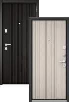 дверь Бульдорс PREMIUM 90 Ларче темный