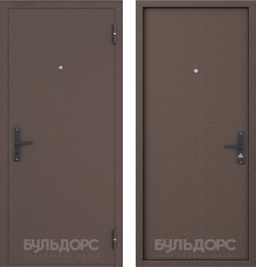 входные двери (стальные двери, металлические двери) DOORS007: дверь Бульдорс Steel 1