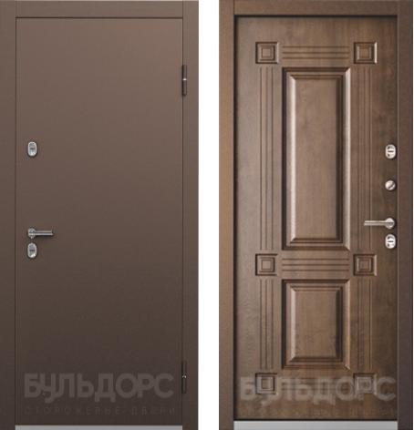 входные двери (стальные двери, металлические двери) DOORS007: дверь Бульдорс Термо 1, Цвет