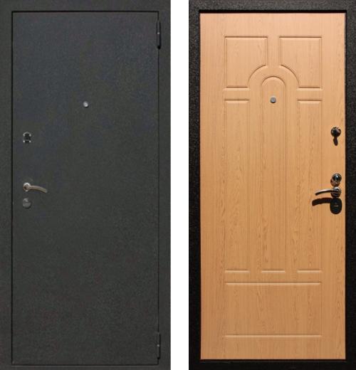 входные двери (стальные двери, металлические двери) DOORS007: дверь Лекс 1A