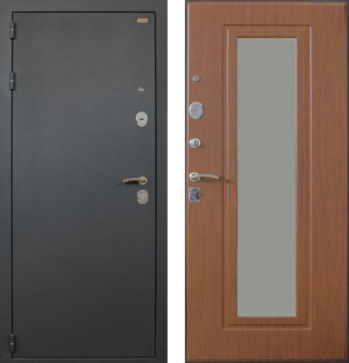входные двери (стальные двери, металлические двери) DOORS007: дверь Лекс 2