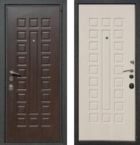 входные двери (стальные двери, металлические двери) DOORS007: дверь Лекс 4А, Цвет