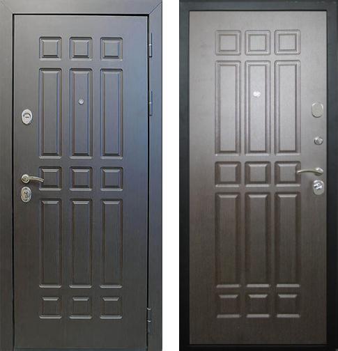 входные двери (стальные двери, металлические двери) DOORS007: дверь Лекс 8, Цвет
