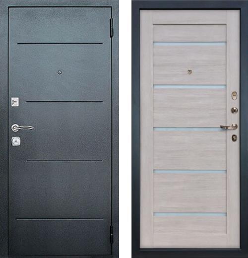 входные двери (стальные двери, металлические двери) DOORS007: дверь Лекс Эквит