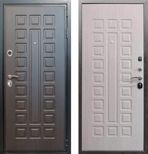 входные двери (стальные двери, металлические двери) DOORS007: дверь Лекс Гладиатор, Цвет