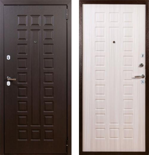 входные двери (стальные двери, металлические двери) DOORS007: дверь Лекс Гладиатор НЕО 2К, Цвет