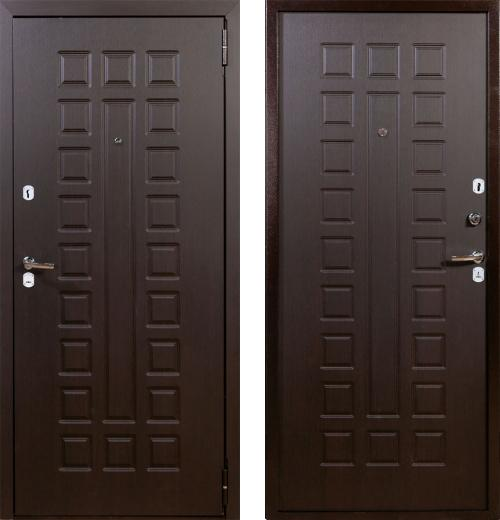 входные двери (стальные двери, металлические двери) DOORS007: дверь Лекс Гладиатор НЕО, Цвет